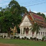 Wat in Prachin Buri