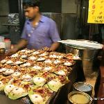 Lahore Food Street snacks