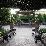 The Jardin at city center.