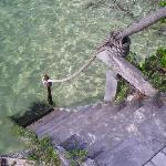 accès privé à la mer