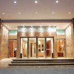 Hotel's Entrance