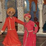 traditional shekhawati dancers
