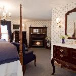 Thoreau Falls Room, Inn at Ellis River