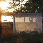 Nomadic fly camping