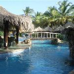 Our pool a La Cascada