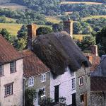 A stones throw from Gold Hill