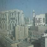 Haram View From My 14th Floor Room