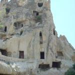 cave cities, Cappadoccia