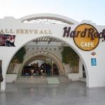 Hard Rock Cafe, Hurghada, Egypt Feb 2009