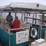 Captain Nancy's Boat at the dock