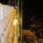 Vista dal Solarium in terrazzo