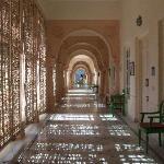 Inside Lalgarh