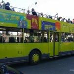 Visitas guiadas en autobús