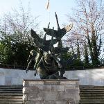 Garden of Remembrance ภาพถ่าย
