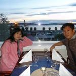 waiting for dinner at First Victoria Hotel - Hamar City - Norway