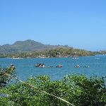 A typical Estancia Beach View