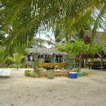 La playa de Isla Saona