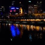 Night view from the south bank