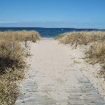 Direkter Zugang zur See