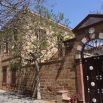 Perleas mansion, Chios