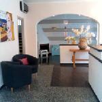 reception hotel la giara Celle