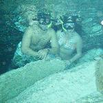 Underwater caves