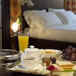 Get a breakfast on bed