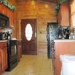 Kitchen/Front Door