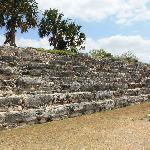 Mayan ruins in Izamal