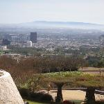 Getty Centre - awesome view!