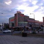 The Stephen Joseph Theatre, town centre