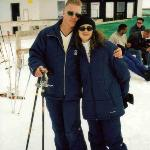 In Garmisch, Germany 1998.