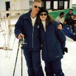 In Garmisch, Germany 1998.