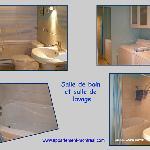 Salle de bain et salle de lavage