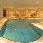 The indoor pool- ANASTASIA