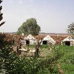Le campement des jardins de tazzarine