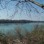 Overlooking the Niagara River Gorge
