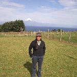 Lago Llanquihue und der prächtige Vulkan