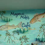 Entry to Mangrove Mike's
