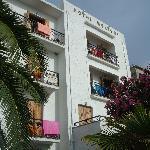 Photo de Hotel Meltemi