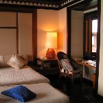 Um aspecto do quarto