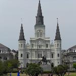 Bilde fra St. Louis Cathedral