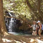 Waterfall #1.
