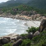 Binh Tien Beach- Some kilometre distance