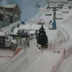 Ski Dubai ภาพถ่าย