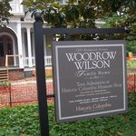Woodrow Wilson's Boyhood Home - Columbia, SC.