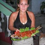 Lisbet - an amazing cook!
