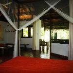 bedroom cottage kawayan siargao resort