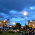 CUSCO - Main Sqaure