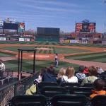 A Bats Game @ Louisville Slugger field
